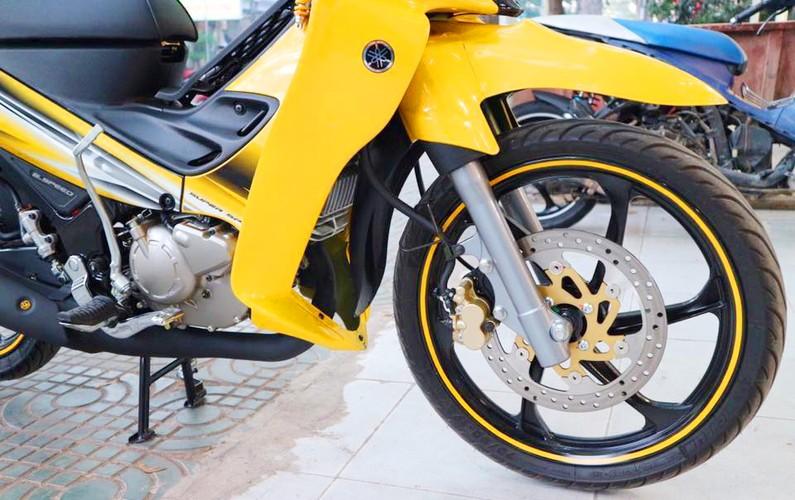 """Xe may Yamaha 125ZR """"thet gia"""" 450 trieu tai Sai Gon-Hinh-4"""