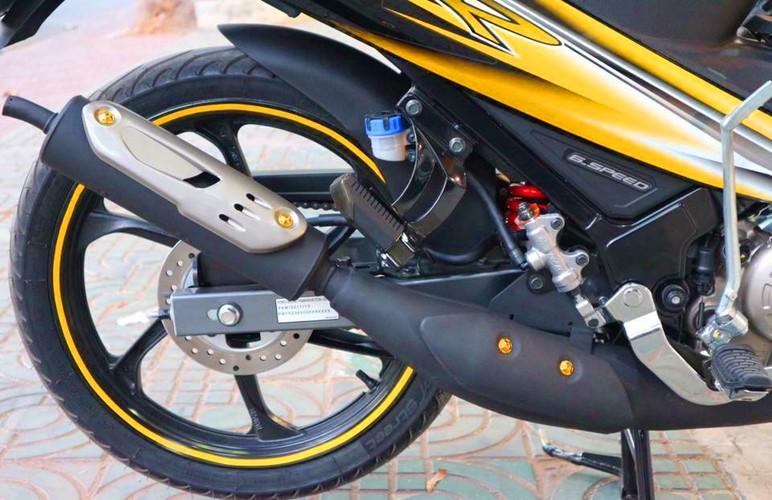 """Xe may Yamaha 125ZR """"thet gia"""" 450 trieu tai Sai Gon-Hinh-5"""