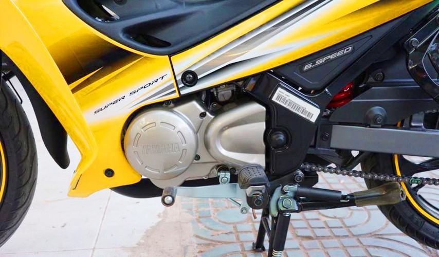 """Xe may Yamaha 125ZR """"thet gia"""" 450 trieu tai Sai Gon-Hinh-6"""