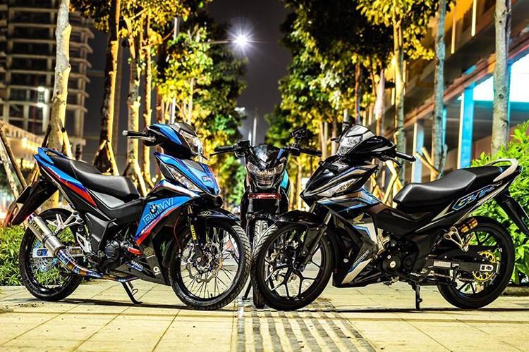 """Xe may Honda Winner gia 45,5 trieu do """"chat lu"""" tai VN-Hinh-9"""