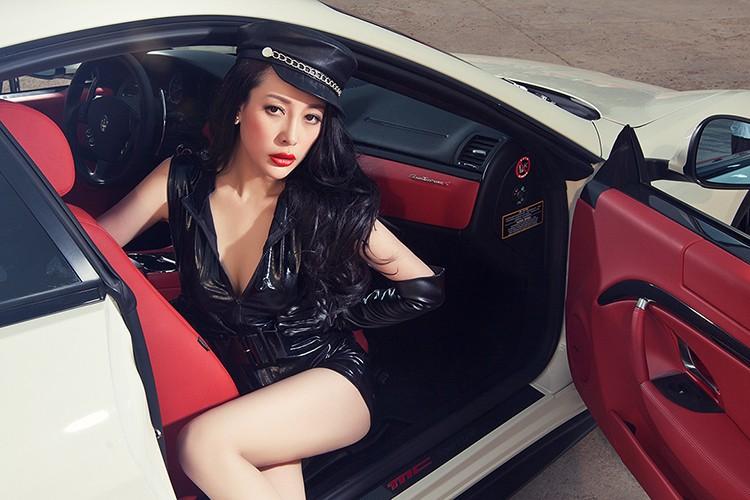Chan dai show vong 1 ben xe bac ty Maserati GranTurismo-Hinh-3