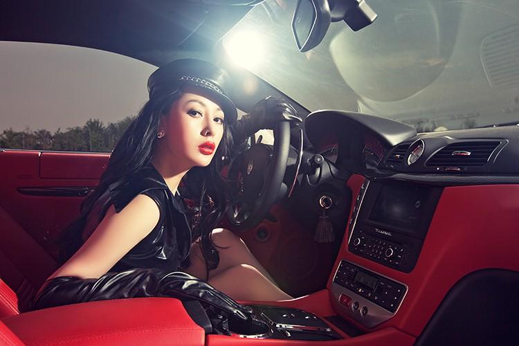 Chan dai show vong 1 ben xe bac ty Maserati GranTurismo-Hinh-8