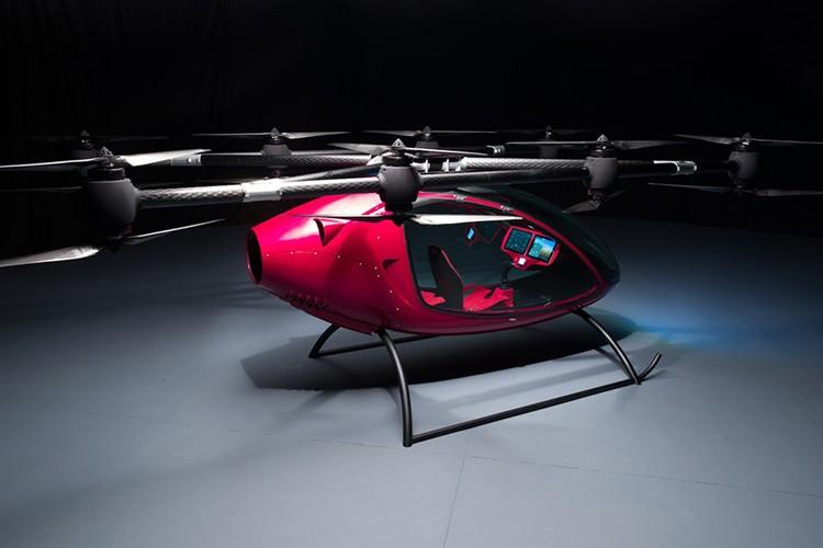 Can canh may bay khong nguoi lai Passenger Drone-Hinh-2