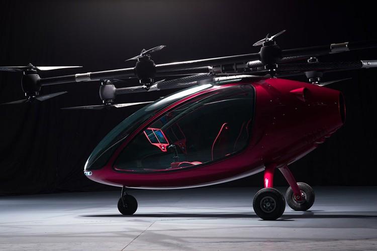 Can canh may bay khong nguoi lai Passenger Drone-Hinh-3