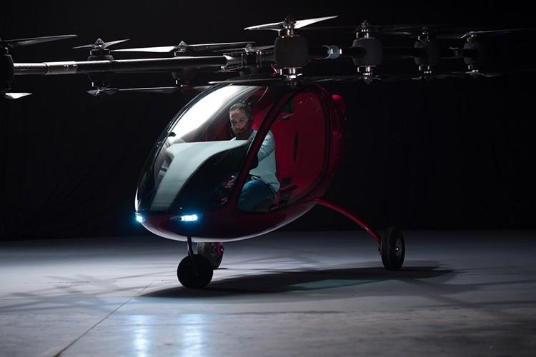 Can canh may bay khong nguoi lai Passenger Drone-Hinh-6