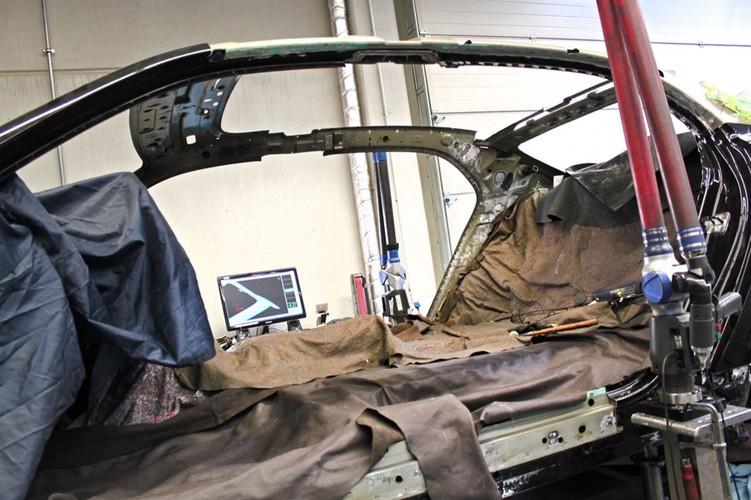 Sieu xe sang Bentley Mulsanne tien ty do coupe hai cua-Hinh-5