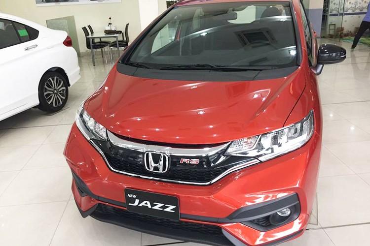 """Dai ly """"chot gia"""" Honda Jazz tai Viet Nam tu 520 trieu?-Hinh-12"""