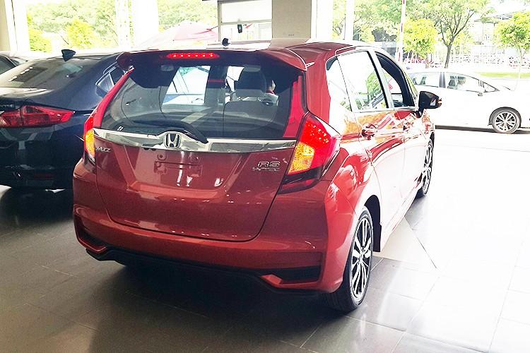 """Dai ly """"chot gia"""" Honda Jazz tai Viet Nam tu 520 trieu?-Hinh-5"""