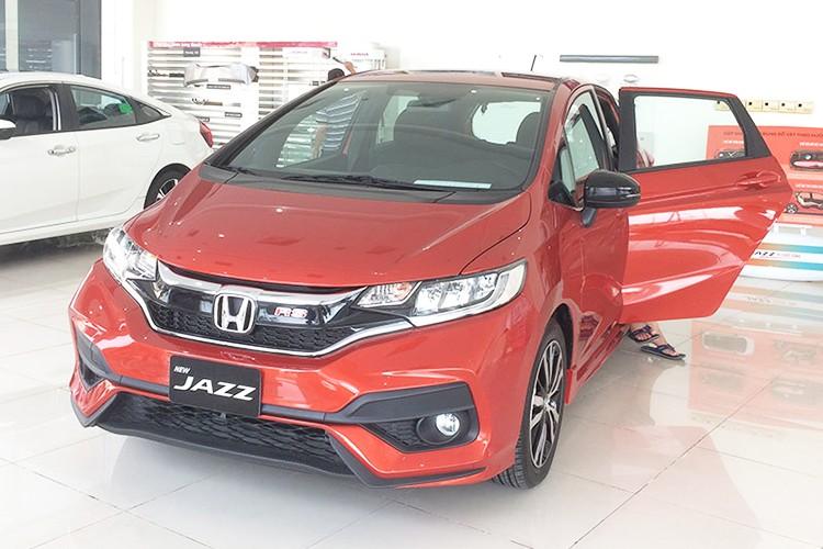 """Dai ly """"chot gia"""" Honda Jazz tai Viet Nam tu 520 trieu?"""
