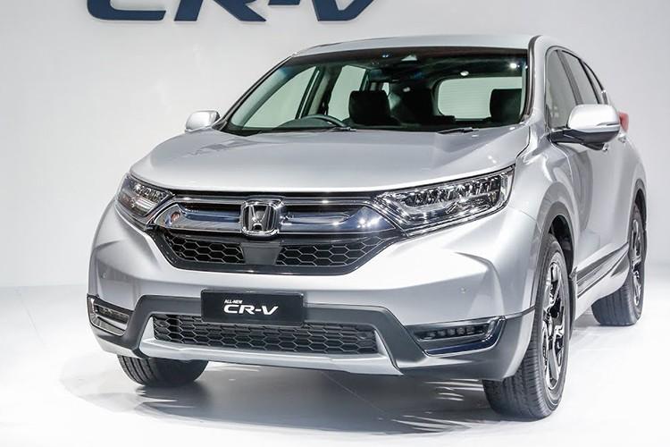 "Honda CR-V 2017 the he moi ""chay hang"" tai Malaysia-Hinh-11"