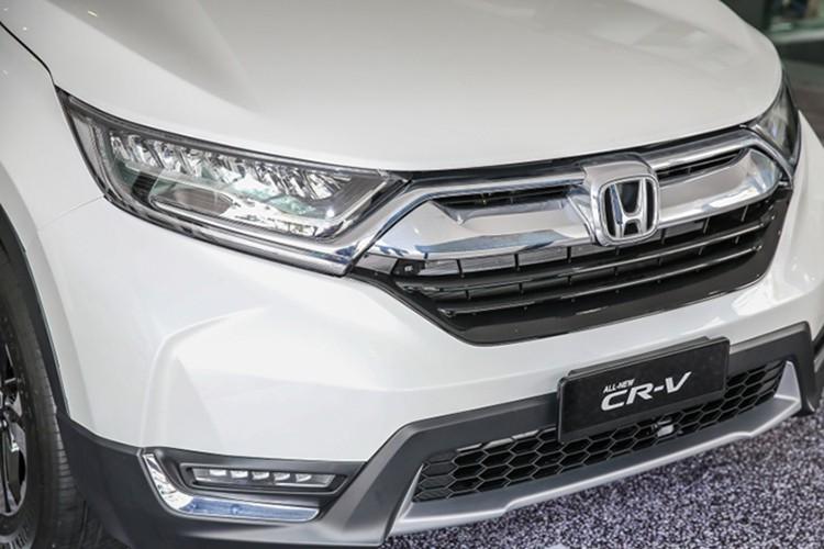 "Honda CR-V 2017 the he moi ""chay hang"" tai Malaysia-Hinh-2"