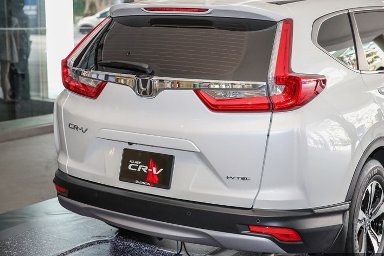 "Honda CR-V 2017 the he moi ""chay hang"" tai Malaysia-Hinh-4"