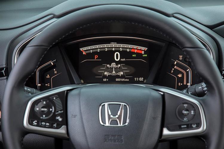 "Honda CR-V 2017 the he moi ""chay hang"" tai Malaysia-Hinh-7"