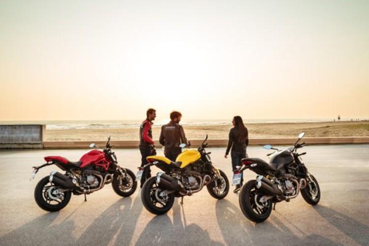 """""""Quai vat"""" Ducati Monster 821 ban 2018 lo dien-Hinh-2"""