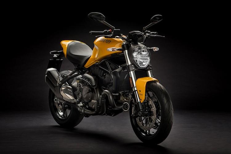 """""""Quai vat"""" Ducati Monster 821 ban 2018 lo dien-Hinh-3"""