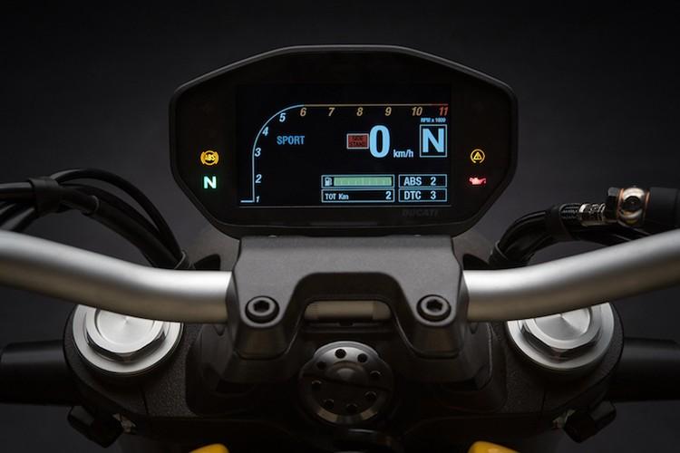 """""""Quai vat"""" Ducati Monster 821 ban 2018 lo dien-Hinh-6"""