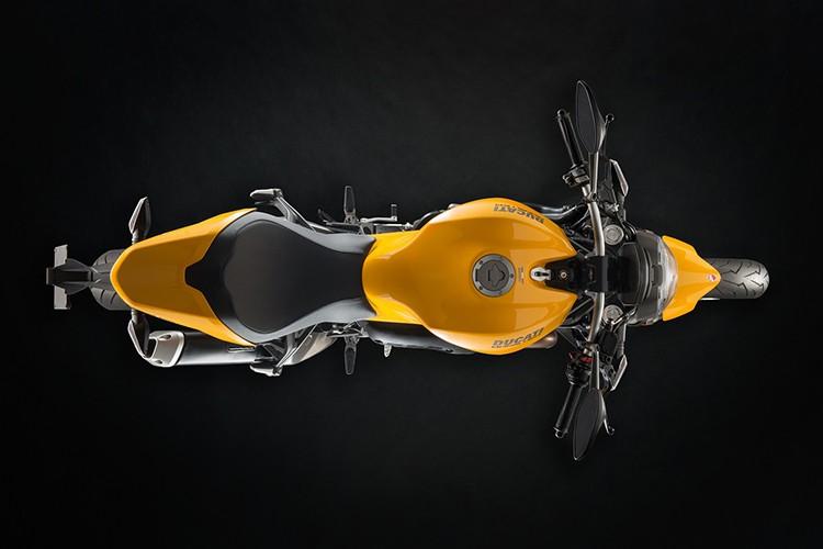"""""""Quai vat"""" Ducati Monster 821 ban 2018 lo dien-Hinh-8"""
