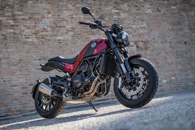 """Moto Benelli Leoncino Scrambler """"chot gia"""" 160 trieu dong-Hinh-12"""