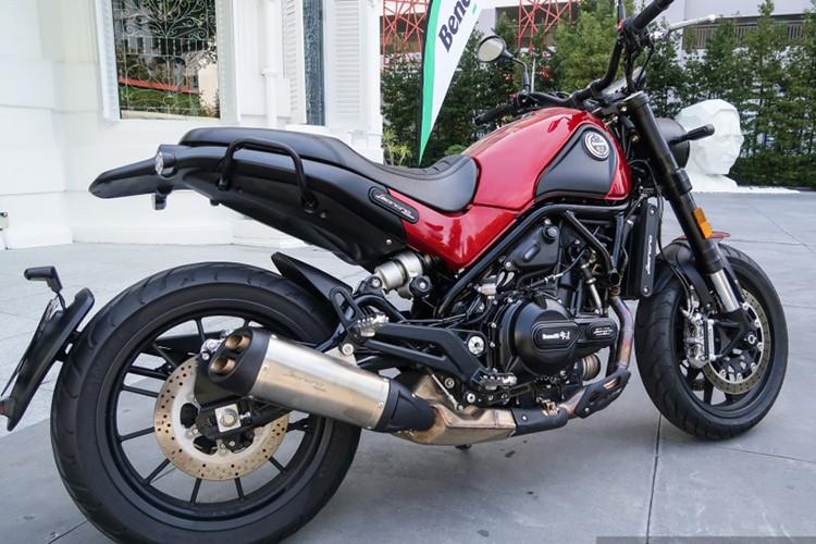 """Moto Benelli Leoncino Scrambler """"chot gia"""" 160 trieu dong-Hinh-2"""