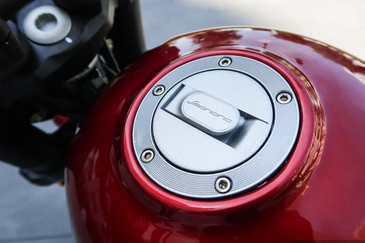"""Moto Benelli Leoncino Scrambler """"chot gia"""" 160 trieu dong-Hinh-4"""