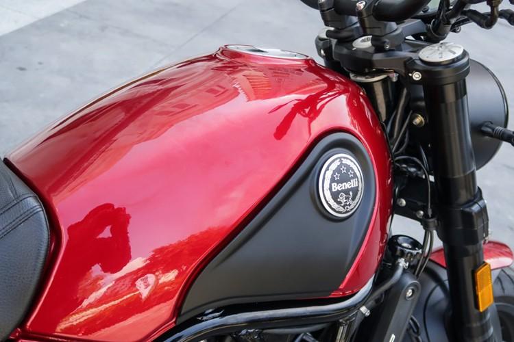 """Moto Benelli Leoncino Scrambler """"chot gia"""" 160 trieu dong-Hinh-8"""