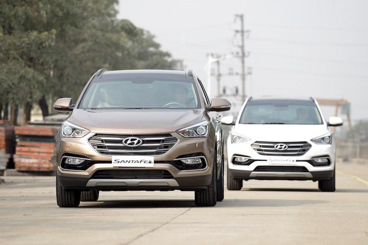 Giam 230 trieu, Hyundai SantaFe la xe 7 cho re nhat VN-Hinh-10