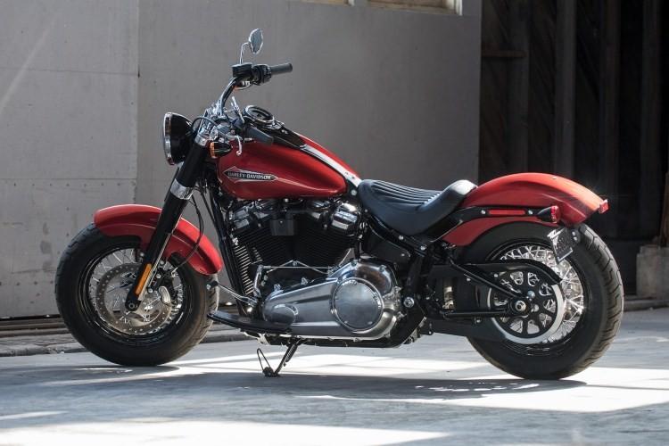 Xe moto Harley-Davidson Softail 2018 lo gia tai Viet Nam-Hinh-9