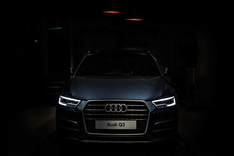 Audi TT va Q3 se ra mat tai trien lam oto VIMS 2017