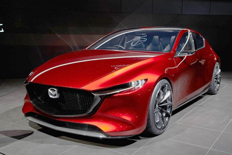 Chi tiet Mazda KAI - tuong lai cua Mazda3 the he moi