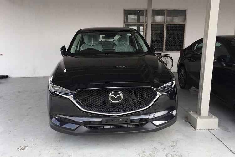 """Mazda CX-5 moi sap ra mat, """"dau"""" Honda CR-V tai VN-Hinh-2"""