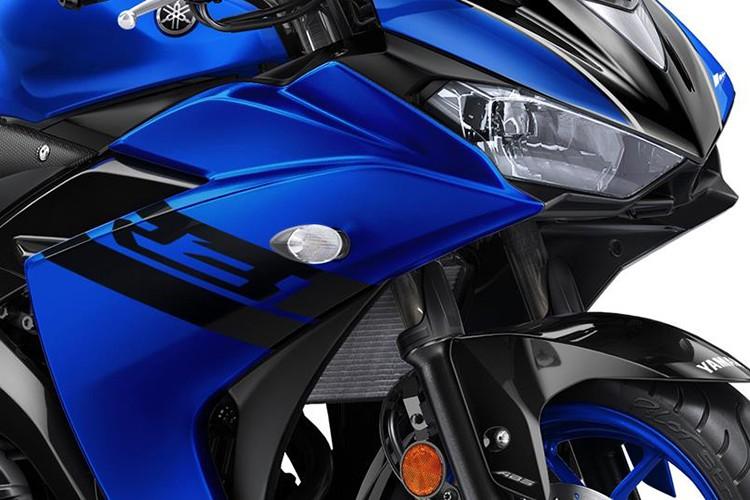 "Moto Yamaha YZF-R3 2018 trinh lang, ""chot gia"" 113 trieu-Hinh-3"