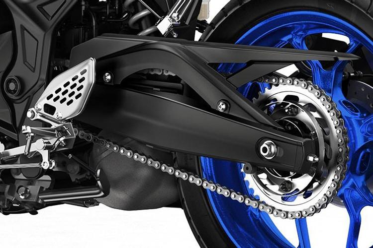 "Moto Yamaha YZF-R3 2018 trinh lang, ""chot gia"" 113 trieu-Hinh-7"