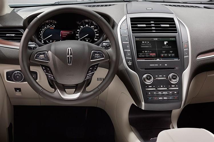 "SUV hang sang Lincoln MKC 2019 ""dau"" Mercedes GLC-Hinh-5"