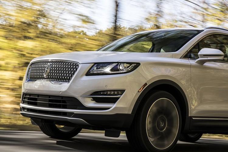 "SUV hang sang Lincoln MKC 2019 ""dau"" Mercedes GLC-Hinh-8"