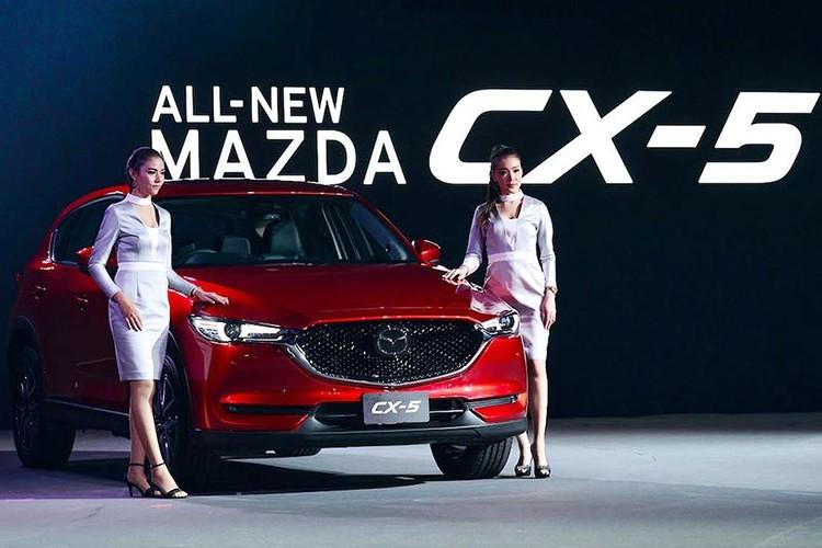 Ra mat Mazda CX-5 2018 gia 873 trieu tai Thai Lan-Hinh-3