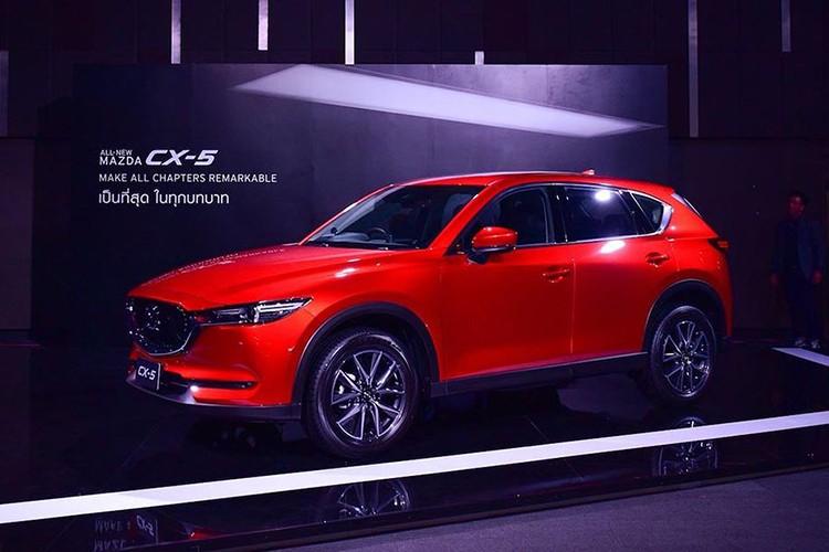 Ra mat Mazda CX-5 2018 gia 873 trieu tai Thai Lan-Hinh-6
