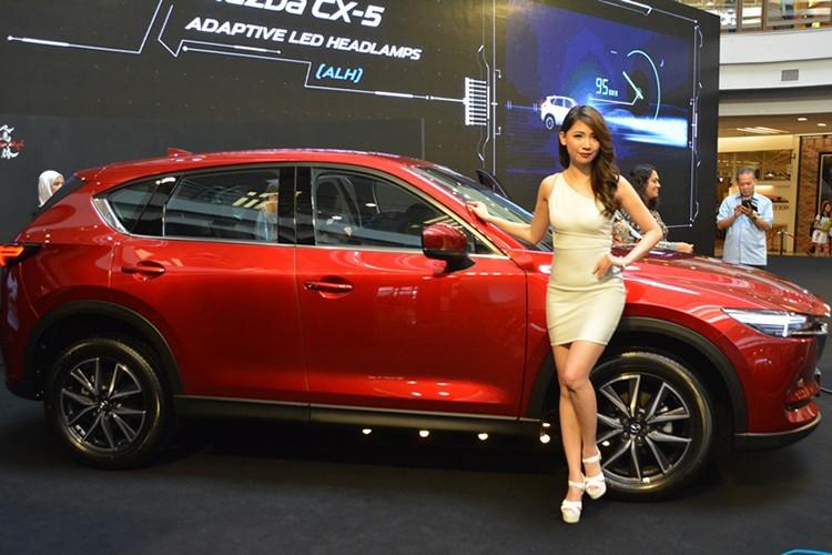 Ra mat Mazda CX-5 2018 gia 873 trieu tai Thai Lan-Hinh-9