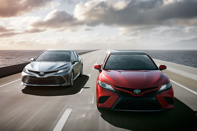 Toyota Camry 2018 ra mat tai Australia gia 628 trieu dong-Hinh-12