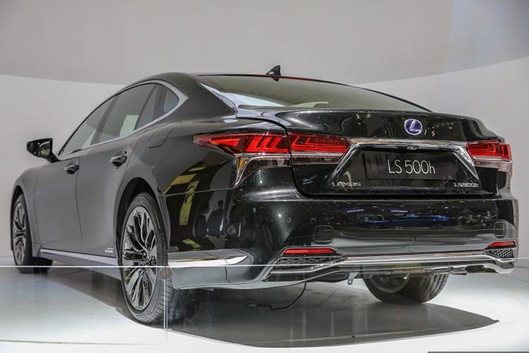 "Xe sang Lexus LS500h ""chao hang"" thi truong Dong Nam A-Hinh-2"