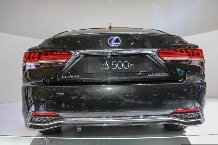 "Xe sang Lexus LS500h ""chao hang"" thi truong Dong Nam A-Hinh-4"