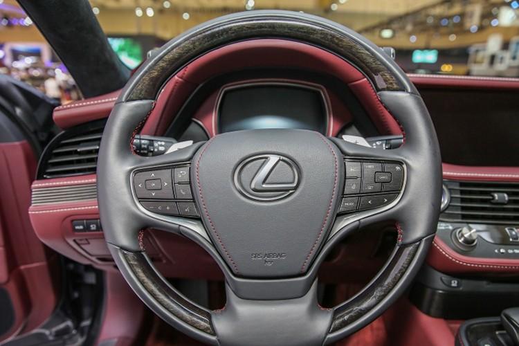 "Xe sang Lexus LS500h ""chao hang"" thi truong Dong Nam A-Hinh-7"