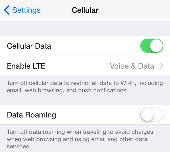 10 meo tiet kiem dung luong 3G tren iPhone