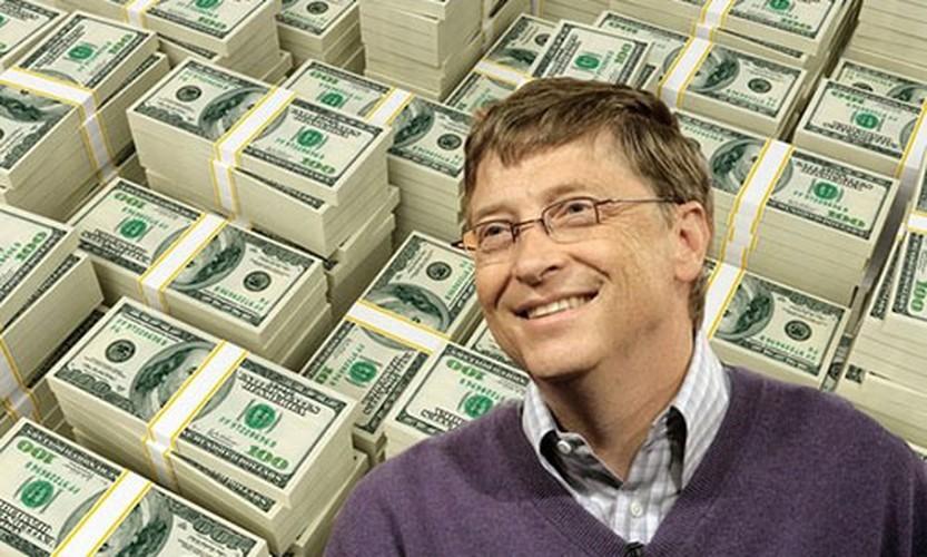 Su that choang vang ve khoi tai san khung cua Bill Gates
