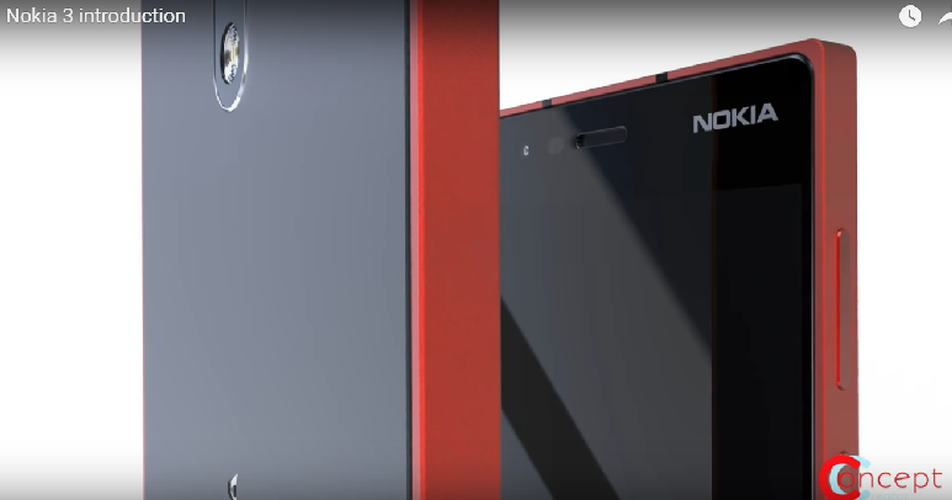 Chiem nguong hinh anh mo phong Nokia 3 sap ra mat-Hinh-10
