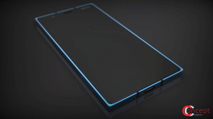 Chiem nguong hinh anh mo phong Nokia 3 sap ra mat-Hinh-2