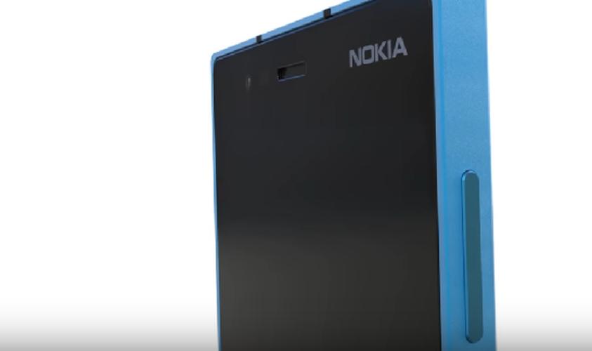 Chiem nguong hinh anh mo phong Nokia 3 sap ra mat-Hinh-5