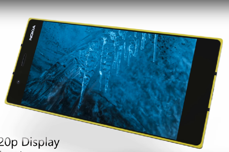 Chiem nguong hinh anh mo phong Nokia 3 sap ra mat-Hinh-6