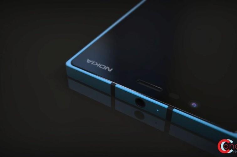 Chiem nguong hinh anh mo phong Nokia 3 sap ra mat