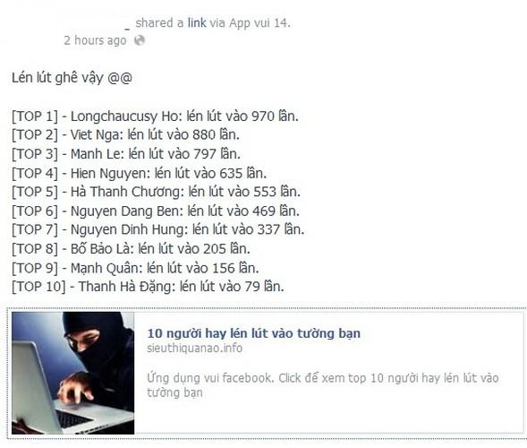 Can trong nhung chieu lua de mac nhat tren Facebook-Hinh-2