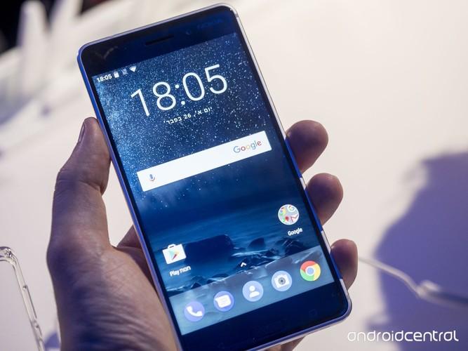 Do dang Nokia 3, Nokia 5 va Nokia 6 vua trinh lang-Hinh-3